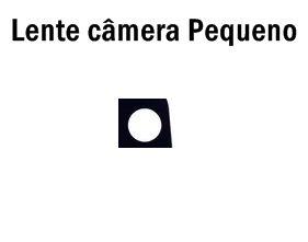 Lente Câmera Traseira Samsung A52 P