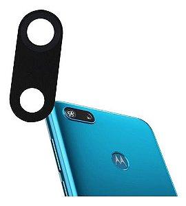 Lente Câmera Traseira Motorola E6 Play