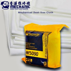 Flanela Antiestática Mechanic HK5090 100 peças