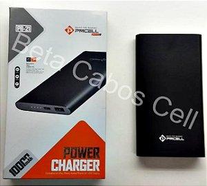 Carregador de Celular Portátil 10.000mah Powerbank PmCell PB 21