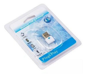 Adaptador Bluetooth Usb Dongle 4.0