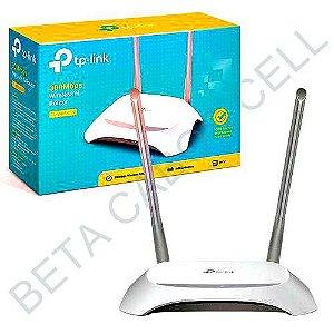 Roteador 2 Antenas TP-link 300 Mbps TL-WR840N