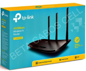 Roteador 3 Antenas TP-link 450Mbps TL-WR940N
