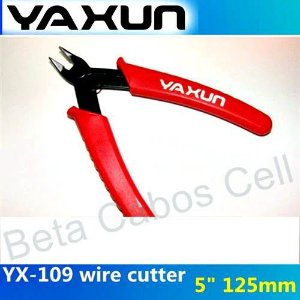 Alicate De Aço Yaxun Yx-109 Alicate De Corte Yaxun Yx109