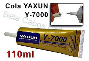 Cola Adesiva Multiuso Yaxun Y-7000 Y 7000 Y7000 110 ML.