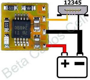 Easy Chip Charger Placa De Carregamento Universal