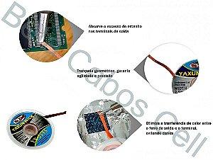 Malha Dessoldadora de Cobre AIDA 2515 Yx-2515 2,5mm