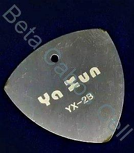 Palheta em Aço Inox Abertura de Equipamentos Yx-2B Yx 2B