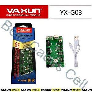 Placa Reativadora De Bateria Yaxun G03 Moto G Moto Iphone YX-G03