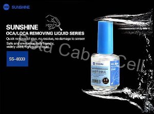 Removedor Cola Oca Sunshine Ss-8333 20ml Ss 8333