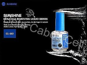 Removedor Cola OCA Sunshine SS-993