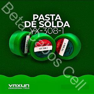 Solda Em Pasta Yaxun YX-308-1 Com 30 Gramas - SN63 PB37