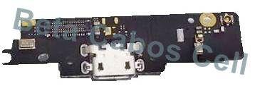 Placa Conector para Motorola Moto G4 Play Xt1600 1603