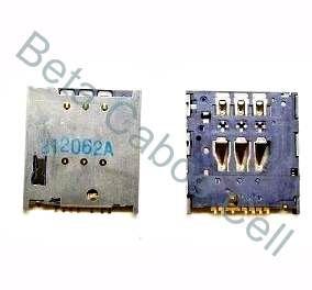 Slot Chip Sim Card Motorola Moto G1 Xt1033