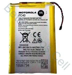 Bateria Compativel Motorola Moto G3 Fc40 3ª Geração Xt1543 Xt1544