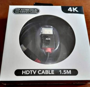 Cabo HDMI HDTV CABLE 1.5m Color