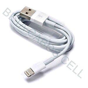 Cabo Dados Carga Lightning para Iphone 5 ao 11 Ipad 1 Metro Basico