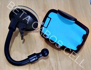 Suporte Universal De Carro Para Celular Smartphone Articulado