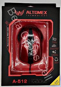 Mouse Altomex A512 A 512 A-512 com Fio -*B