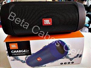Caixinha De Som JB. Charge 2+ Bluetooth Mp3