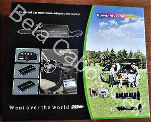 Fonte Veicular Para Carregar Notebook No Carro E Tomada