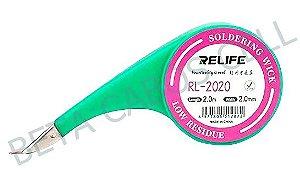 Malha Dessoldadora Sunshine Relife RL-2020 RL 2020 – 2.0mm 2m