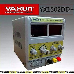 Fonte de Alimentação Digital Yaxun 1502 1502DD+ 110v