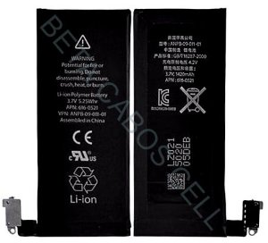 Bateria para Apple Iphone 4 4g 1420mah A1349 A1332