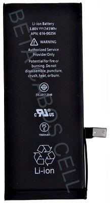 Bateria para Iphone 7 A1778 A1660 1900 Mah