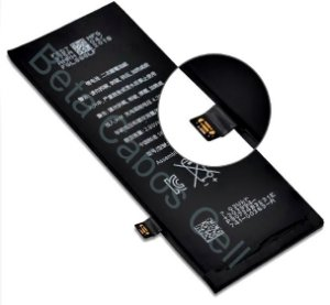 Bateria para Iphone 8 A1863 A1905 A1906 1821 Mah 100% de Carga Qualidade AAA