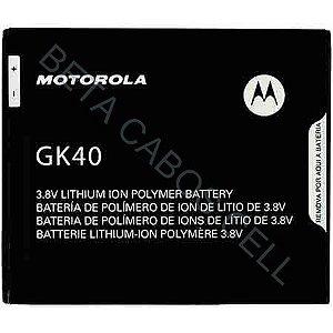 Bateria Motorola Moto G4 Play Xt1600 Xt1603 Gk40