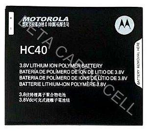 Bateria para Motorola Moto C Xt1750 Xt1754 Xt1756 Hc40