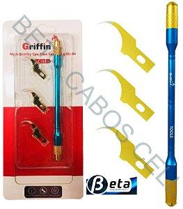 Kit Lâminas de Remoção de Cola Cpu 4 em 1 – C-04 Griffin