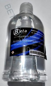 Álcool Isopropílico Isopropanol 500ml 99,8%