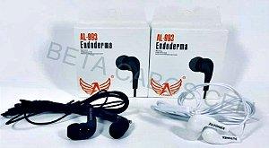 Fone De Ouvido Intra Auricular Estéreo AL-993 Altomex Cabo P2