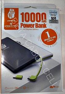 Power Bank Carregador Portátil Extra Hmaston Pineng Pn951 10000mah