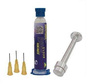 Fluxo em pasta UV 559 10ml com agulha