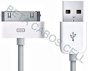 Cabo USB Dados para Iphone 4 Ipad Caixa