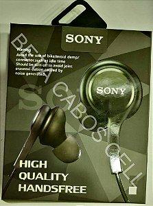 Fone P2 Intra Auricular Sony High Quality