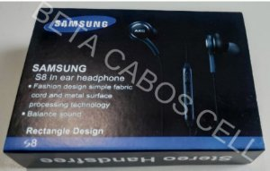 Fone P2 Intra Sam. S8 In Ear Headphone