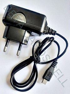 Carregador V8 Saquinho 1 Ampère
