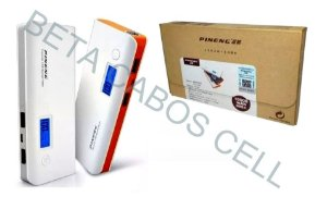 Bateria Externa Portátil Power Bank Pineng 10000 Mah Universal Pn-968