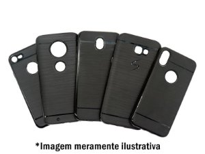 Capa Preta para Motorola Moto G7 Play