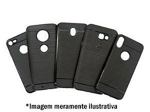 Capa Preta para Motorola Moto P40 Power