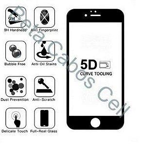 Pelicula 5D Preta para Samsung G530