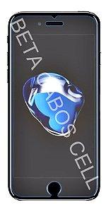 Película Vidro Fosca Anti Reflexo Anti Impressão Digital Kingo Iphone 7