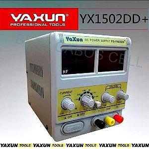Fonte de Alimentação Digital Yaxun 1502 1502DD+ 220v