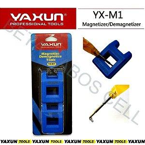 Magnetizador Desmagnetizador 2x1 Yaxun Yx-M1 YX M1 YXM1