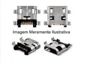 Conector Carga para LG K9