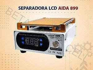 Máquina Separadora Touch Sucção Vacum Aida 899 Lcd 110v e 220v Bivolt
